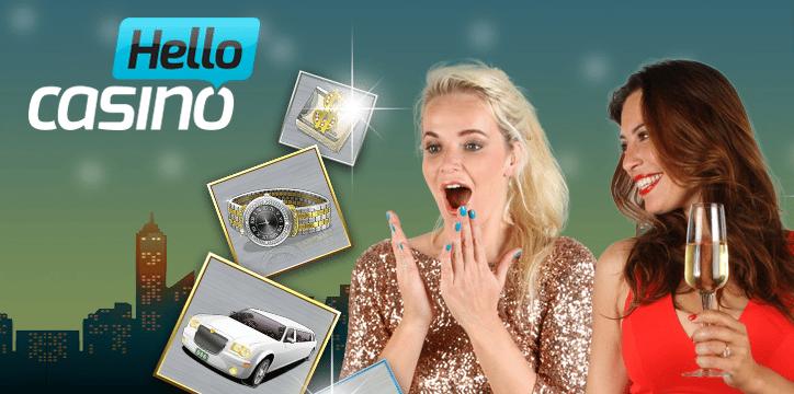 Hello Casino promo