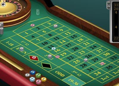 Oranje Casino Klassiek Roulette