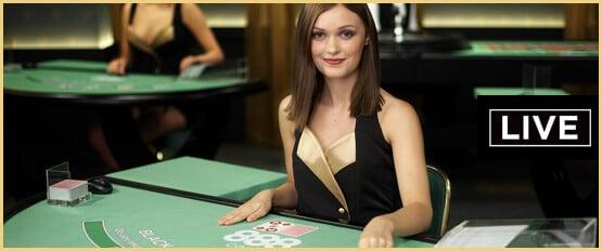 No Bonus Casino live casino met echte dealers