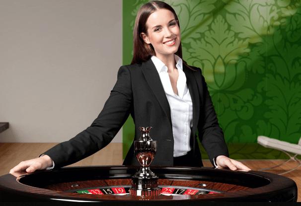 Polder Casino live casino roulette