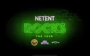 Speel de video slots van de Netent Rocks trilogie