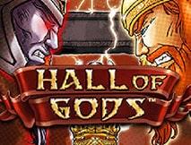 +5 miljoen euro te winnen op Hall of Gods videoslot