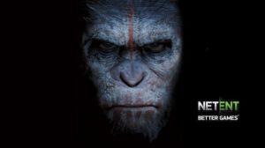Planet of the Apes slot van Netent komt in oktober en ziet er fantastisch uit