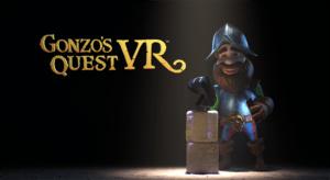 Virtual Reality versie van de Gonzo's Quest slot komt eraan
