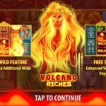 Speel de Volcano Riches videoslot met 50 free spins bij Casinoland