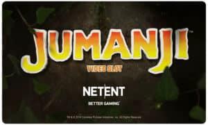 Meer details bekend over Jumanji Netent slot