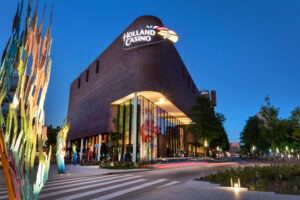 Holland Casino Enschede wil rooftop bar op dak bouwen
