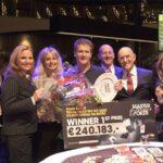 Aberto Stegeman wint Master Classics of Poker voor €240.000