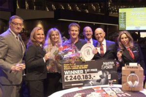 Alberto Stegeman wint Master Classics of Poker voor €240.000