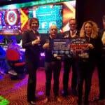 10 miljoenste bezoeker voor Holland Casino in Utrecht