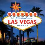 Miljoenen sprinkhanen bezoeken gokstad Las Vegas