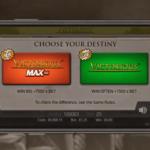 Binnenkort MAX-versie van Victorious slot in Netent casino's