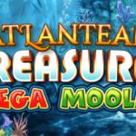 Microgaming lanceert tegenhanger van Mega Moolah: Atlantean Treasures