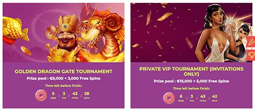 maneki tournaments