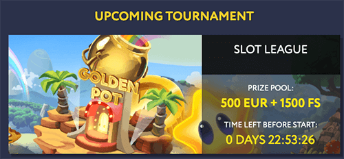 slots toernooi