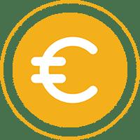 Verschillende betaalmethodes beschikbaar