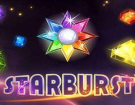 Starburst blijft de populairste gokkast in het online casino