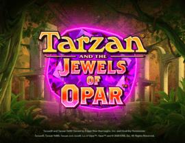 Speel vanaf nu Tarzan van Microgaming in het online casino