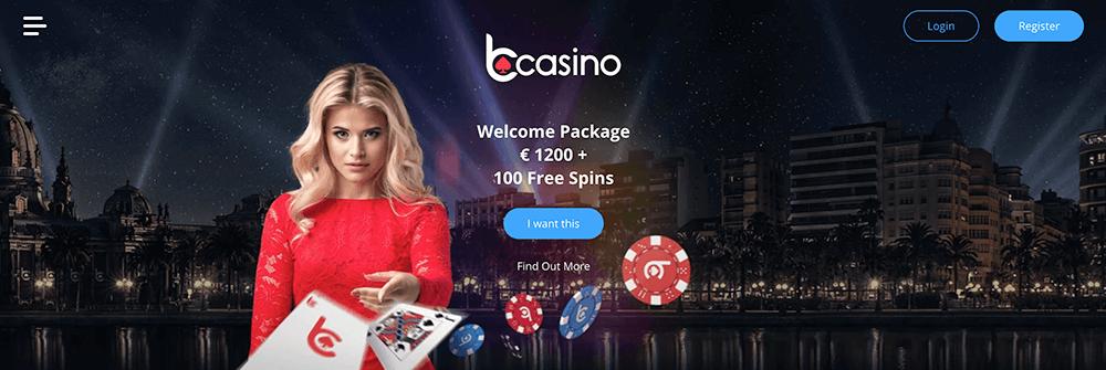 bcasino screenshot