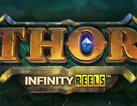 ReelPlay brengt Infinity Reels gokkast uit met Thor in de hoofdrol