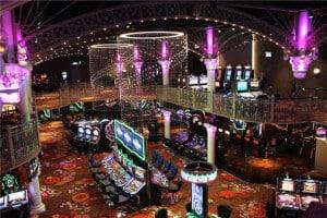 Cashless gokken