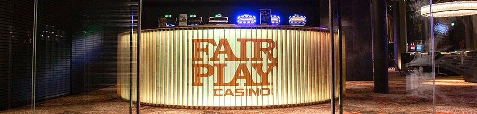 Spellen in het Fairplay casino
