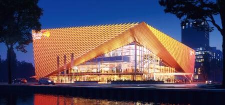 Utrecht nieuwbouw casino