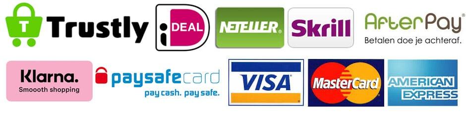 Alternatieve betaalmethodes
