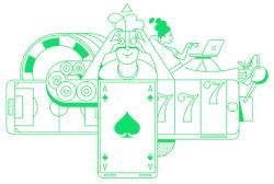 Beschikbaarheid online casino
