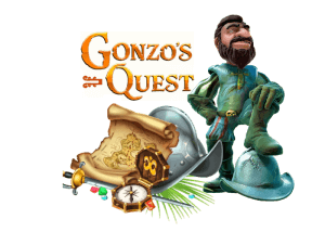 Gonzos quest videoslot