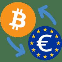 Omwisselen naar euro