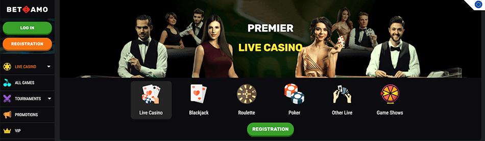 Ontdek het Live casino met ook de tafelspellen