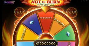 PP Hot to Burn