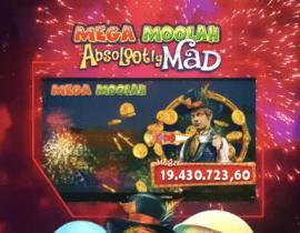 Belg wint Wowpot jackpot & Mega Moolah jackpot