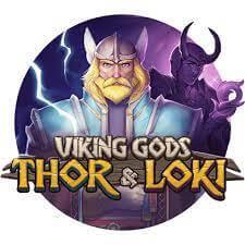 Viking gods thor and loki rtp