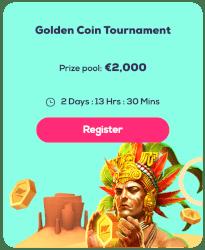 Golden coin tournament