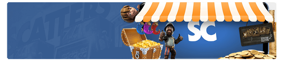 Scatters loyalty points store