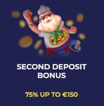 Tweede casino bonus