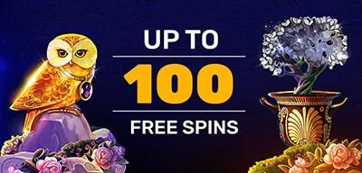 gratis spins bonus claimen
