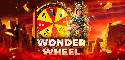 rad van fortuin wonder wheel