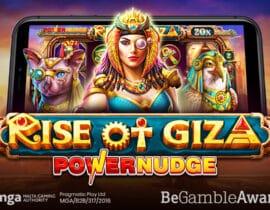 Pragmatic Play komt met PowerNudge gokkast