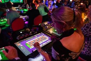 Tafelspellen online casino