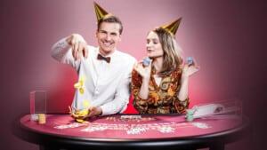 Blackjack party spel