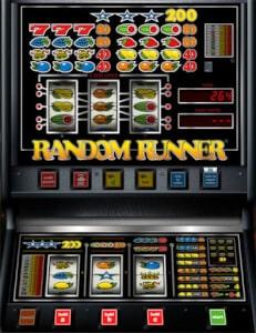 ouderwetse fruitautomaten