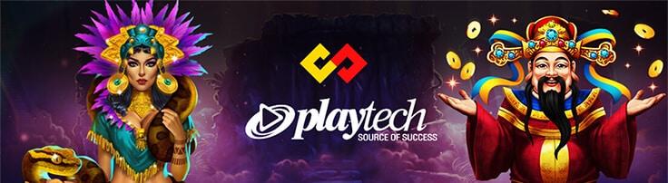 spelaanbod van playtech